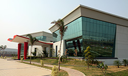 Hollister Incorporated manufacturing facility Bawal, India