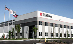 Hollister Incorporated distribution facility Mt Juliet Tennessee United States